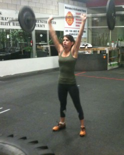 """This is a really old picture but check out my """"lifting Face""""!!!"""