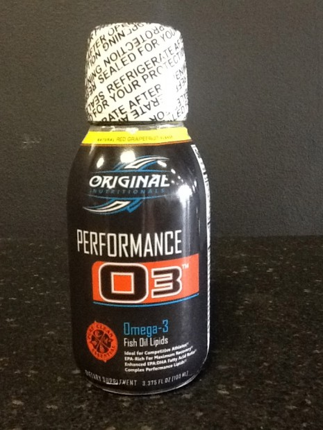 If your competing and looking to perform, this is fish oil to GET!!!