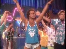 Richard Simmons  is Sweating to the Oldies!!